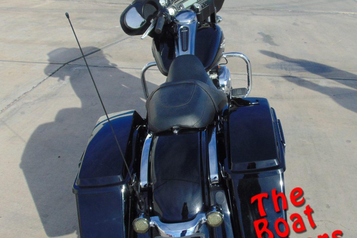 2012 HARLEY DAVIDSON STREET GLIDE FLHX MOTORCYCLE