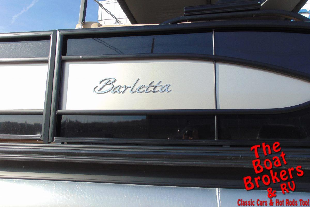 2019 BARLETTA L23U 23' TRIPLE TUBE BOAT
