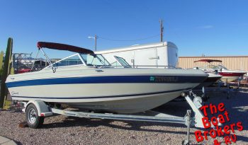 1989 BRC SEA SWIRL SPYDER 178 OPEN BOW 18′ Price Reduced!