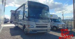 2011 WINNEBAGO 32H ADVENTURER 32′ MOTORHOME