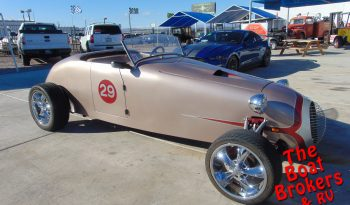 1929 Ford Model A Roadster Speedster PRICE REDUCED!