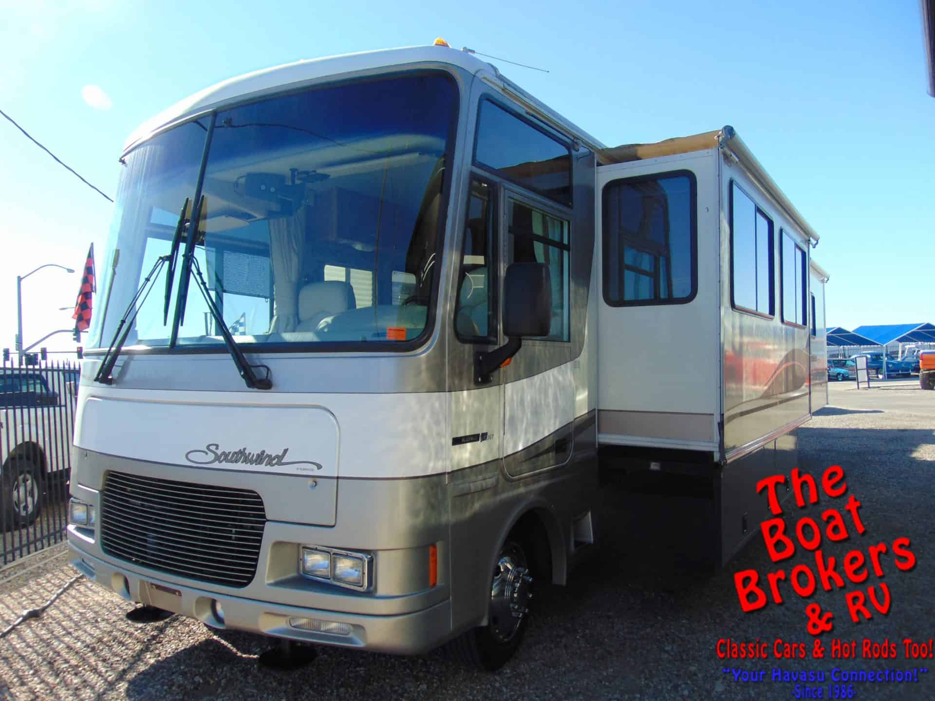 1999 Fleetwood Southwind 37 Motorhome New Amp Used Boats