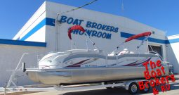 2015 JC CLASSIC 26′ SPORTOON TriToon Price Reduced!