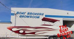 2002 ULTRA SHADOW BR 27′ OPEN BOW