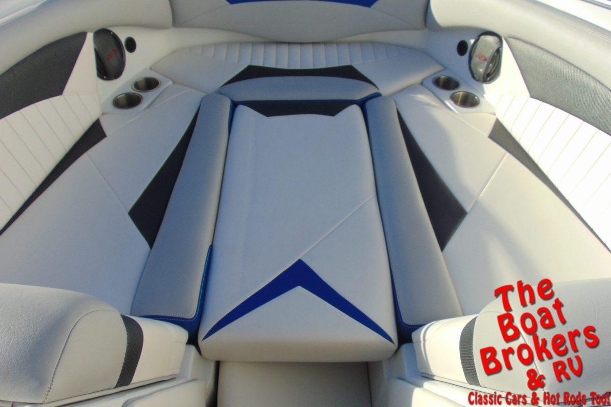 2011 TIGE RZ4 24' WAKE/SKI BOAT