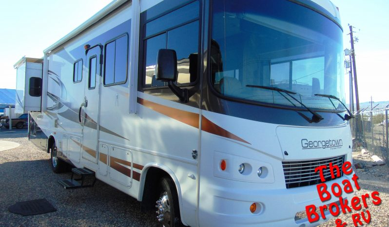 2012 FOREST RIVER GEORGETOWN 33' 327 MOTORHOME