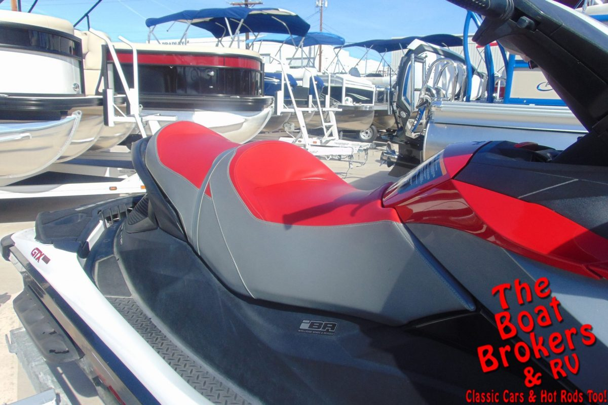 2010 SEA DOO GTX 215 3 SEATER