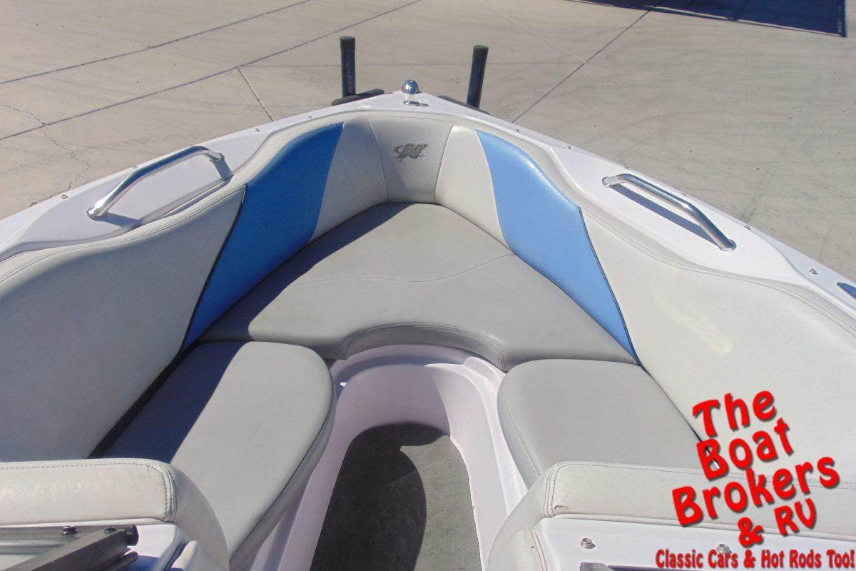 2001 CORRECT CRAFT AIR NAUTIQUE 21' WAKE/SKI BOAT