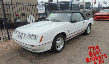 1984 FORD MUSTANG CONVERTIBLE   Price Reduced!