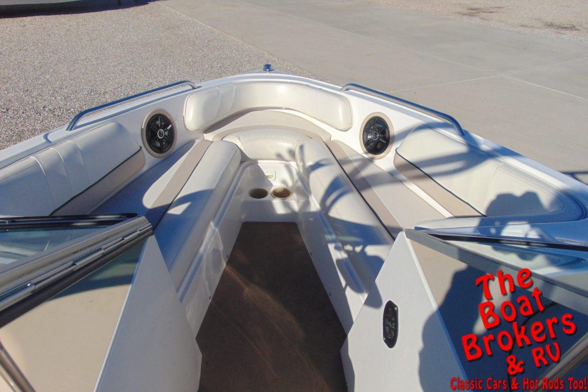 2000 MASTERCRAFT 23' OPEN BOW BOAT