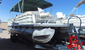 1997 TRACKER PARTY BARGE 27′ PONTOON  Price Reduced!