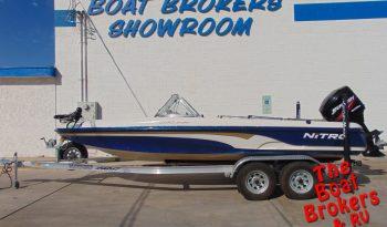 2005 TRACKER NITRO 288 SPORT 20′ FISHING BOAT Price Reduced!