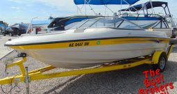 2007 BLUEWATER BREEZE 18′ OPEN BOW BOAT
