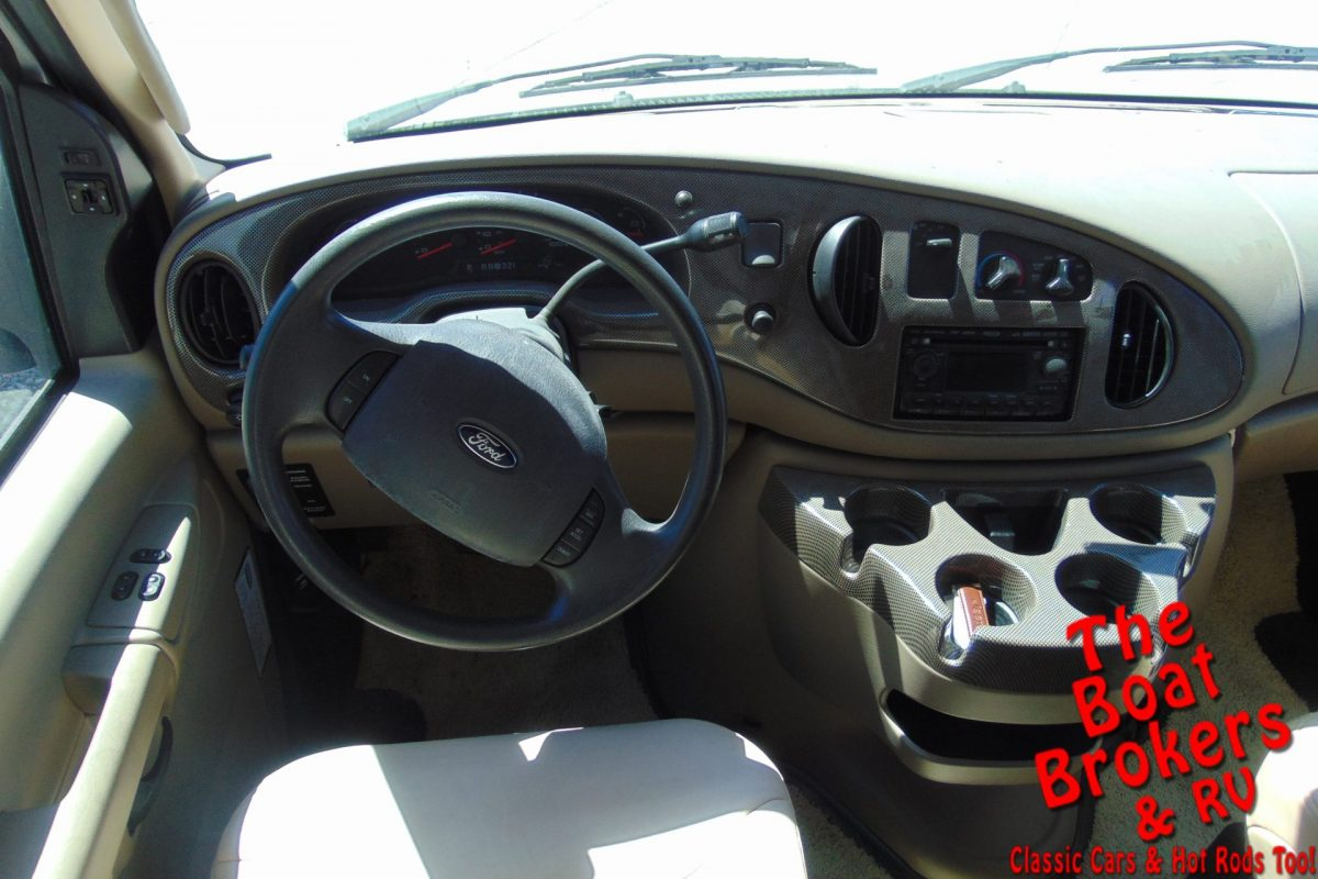 2008 WINNEBAGO ASPECT SER 26' MOTOR HOME