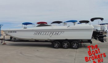 1996 SANGER 32′ ALLEY CAT HIGH PERFORMANCE BOAT   Price Reduced!
