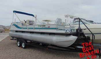 1997 TRACKER PARTY BARGE 25′ PONTOON  Price Reduced!