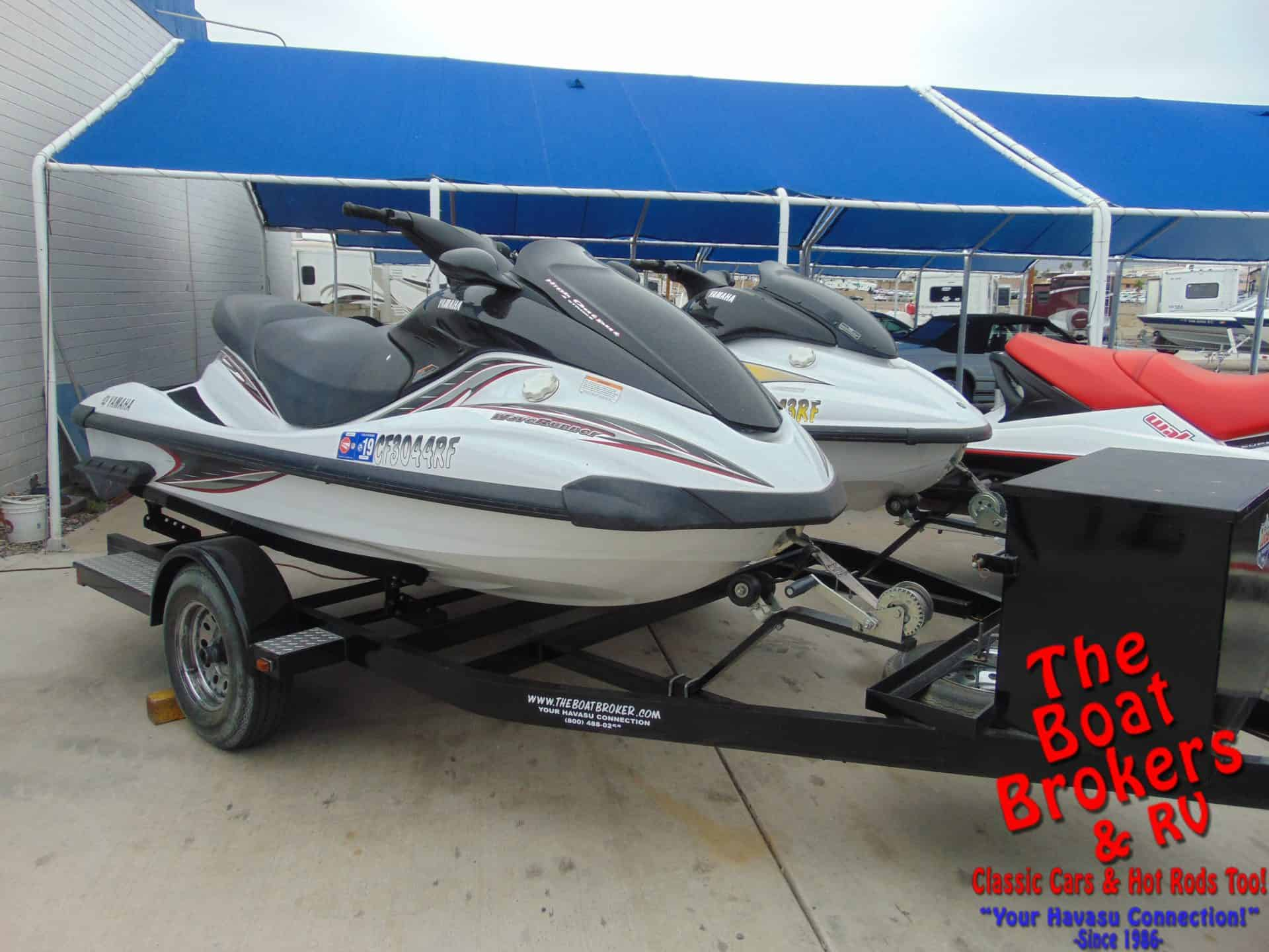 2005 Yamaha Wave Runner Jet Skis 3 Seaters New Amp Used