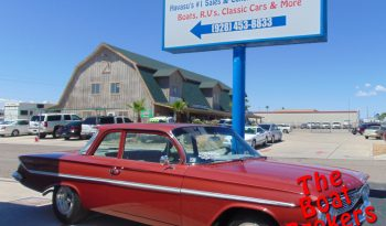 1961 CHEVY BEL AIR Price Reduced!