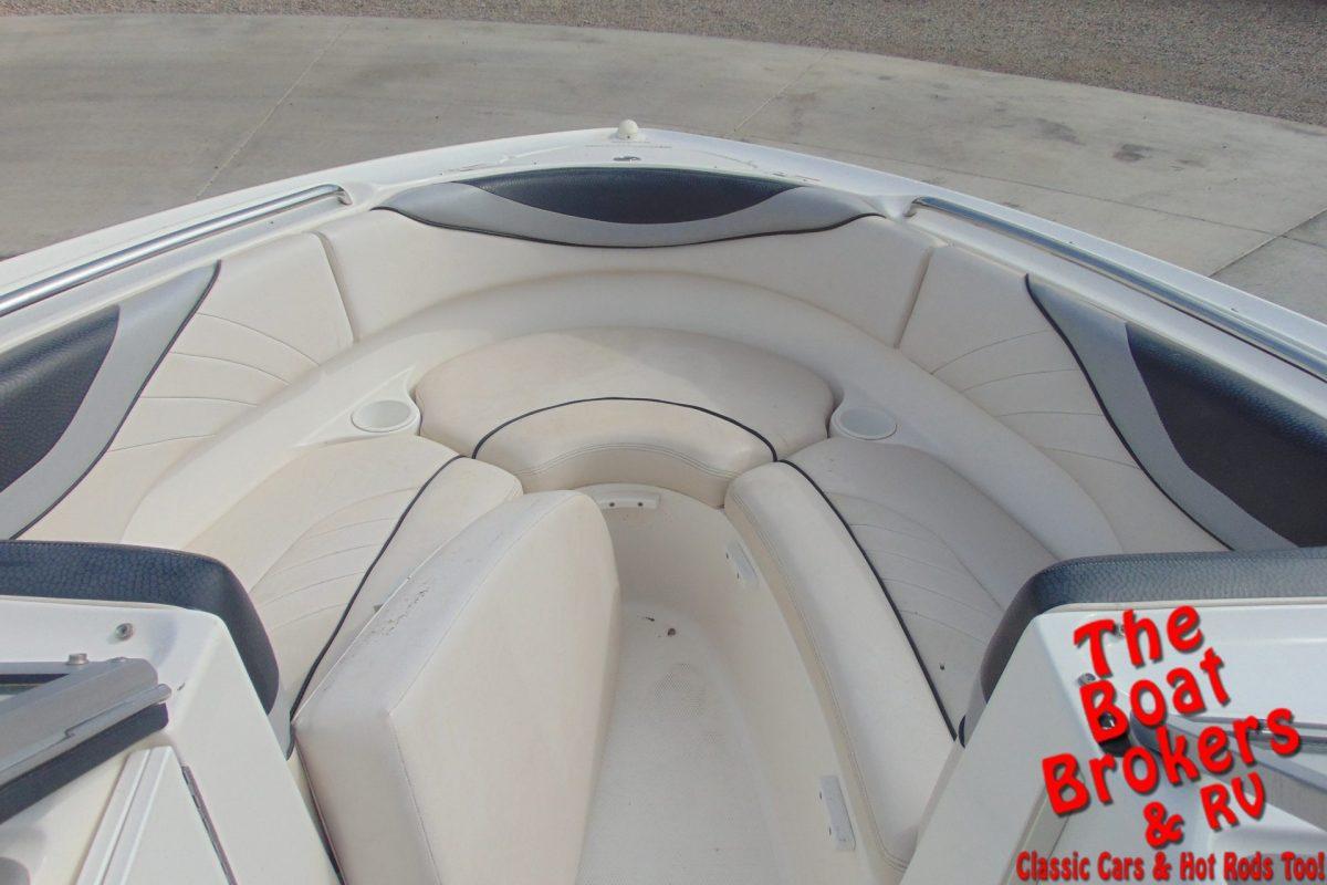 2006 YAMAHA AR 230 23' OPEN BOW BOAT