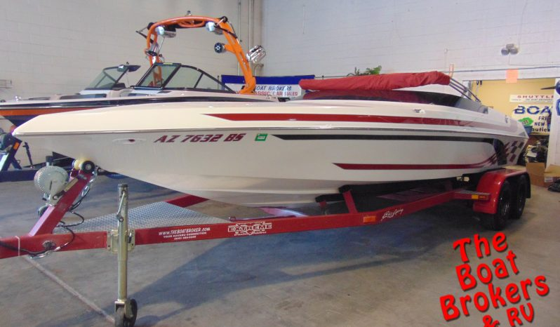 1998 DCB EXTREME HP 24' CLOSED BOW BOAT