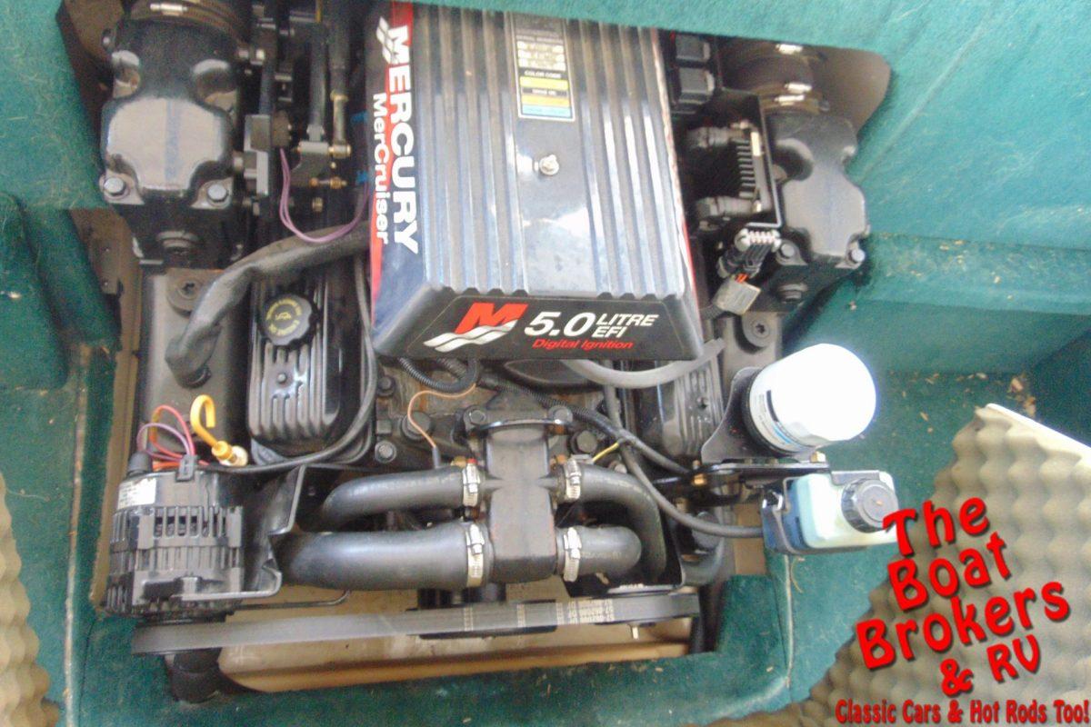 2000 SEA RAY 190 CLOSED BOW 19' BOAT