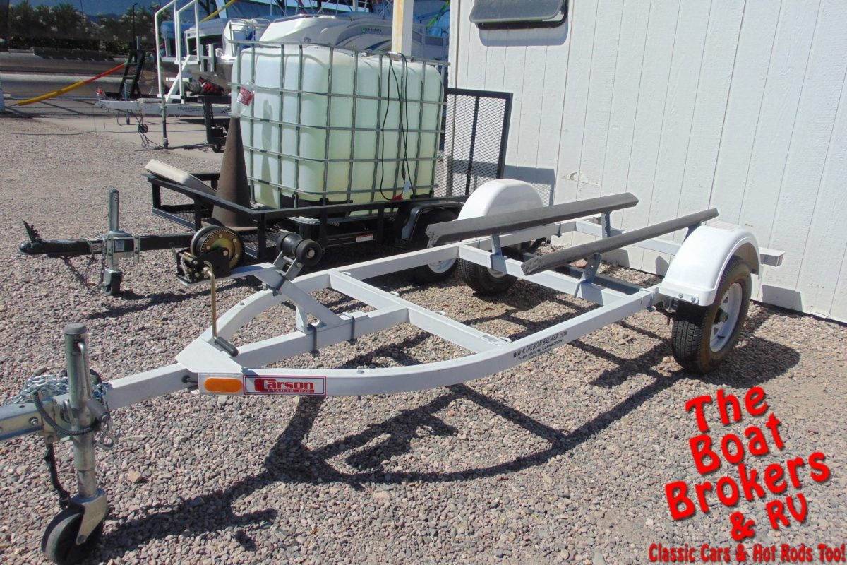 2005 EVO SINGLE PERSONAL WATERCRAFT TRAILER