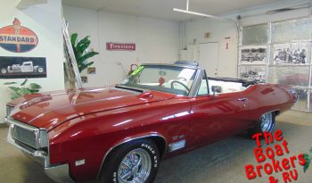1968 BUICK GRAND SPORT 400 CONVERTIBLE Price Reduced!