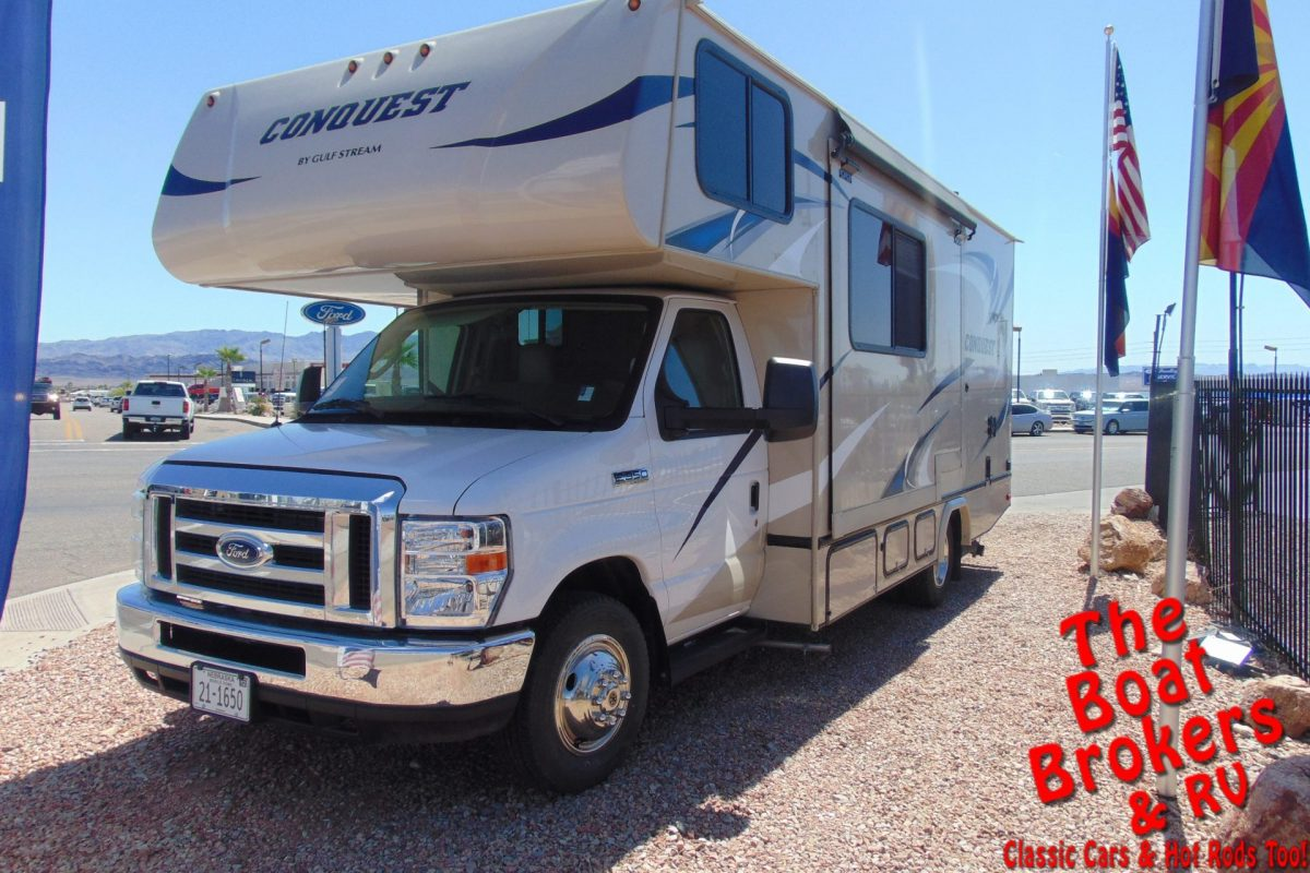 2018 GULFSTREAM CONQUEST 24.5' MOTOR HOME