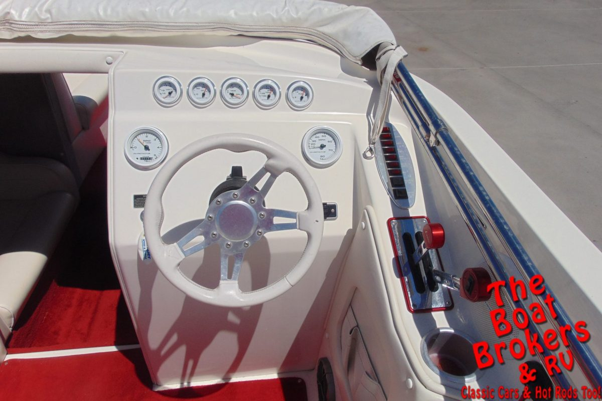 2004 ELIMINATOR 26' EAGLE XP