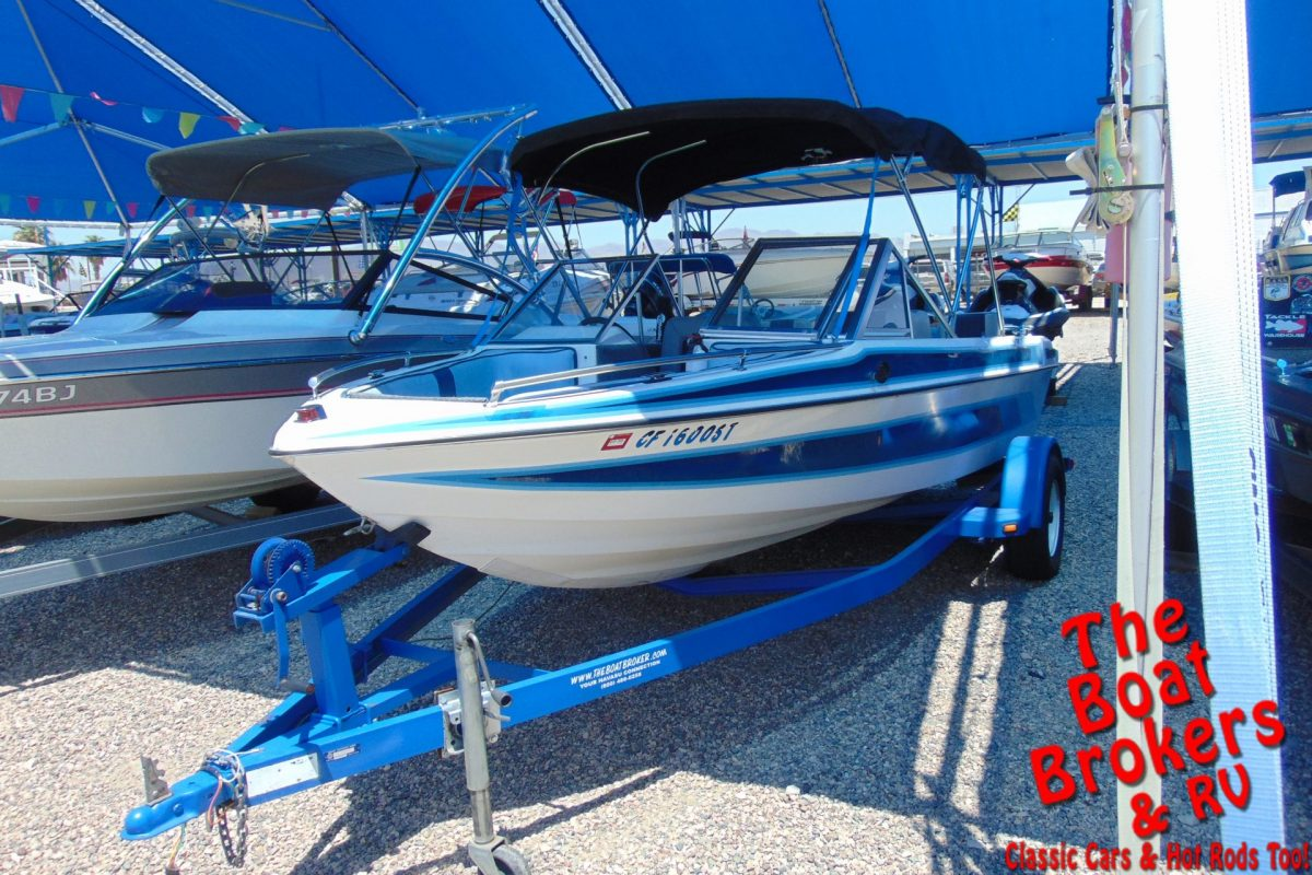 1990 GALAXY 17' OPEN BOW