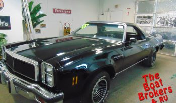 1976 CHEVY EL CAMINO CLASSIC Priced Reduced!