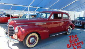 1940 BUICK 2 DOOR SEDAN Price Reduced!