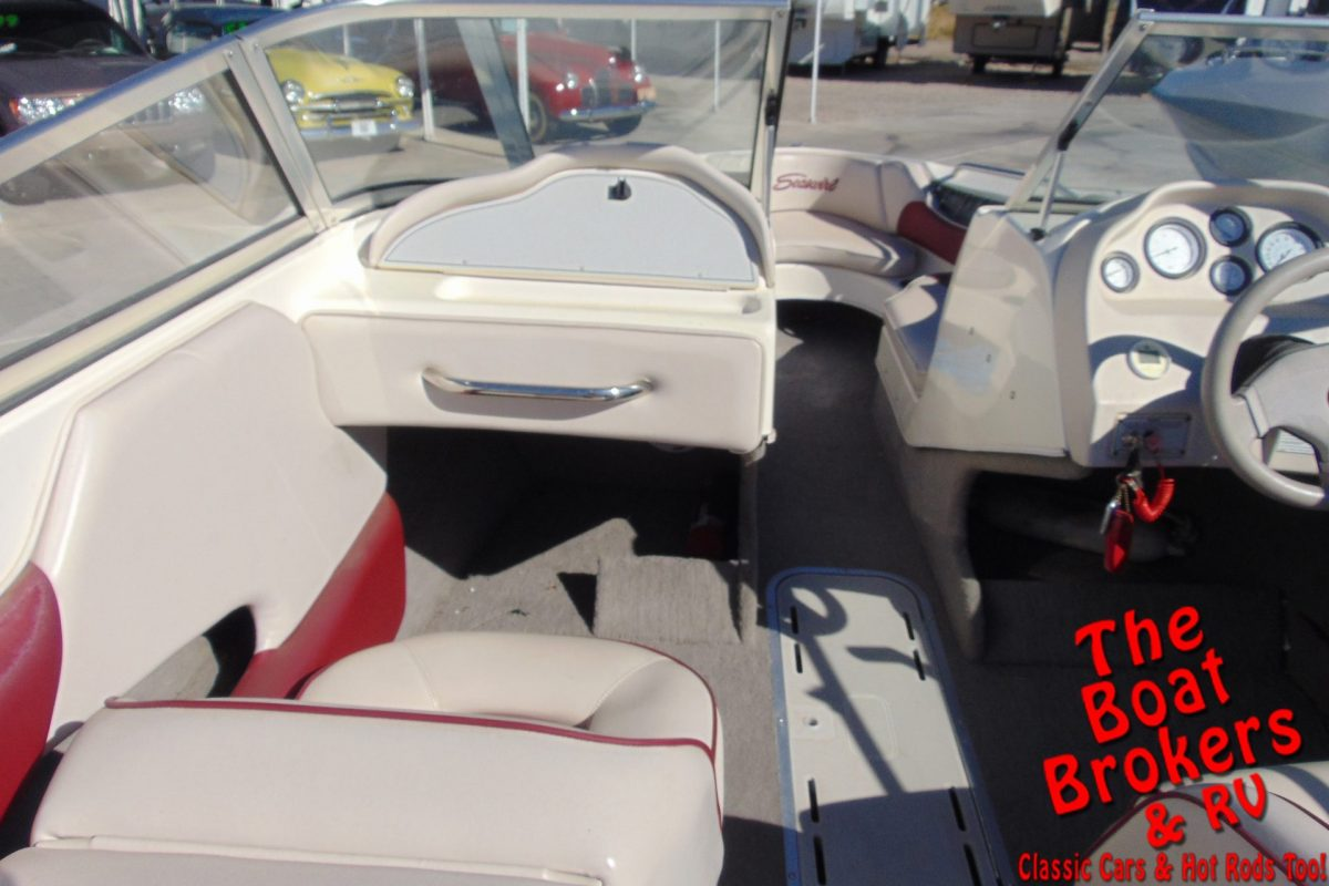 1996 SEA RAY 21' OPEN BOW