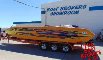 2005 ELIMINATOR 27′ FUNDECK OPEN BOW BOAT   Price Reduced!