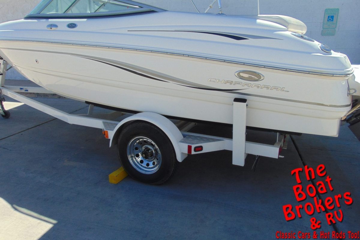 2006 CHAPARRAL 190 SSI 19' OPEN BOW BOAT