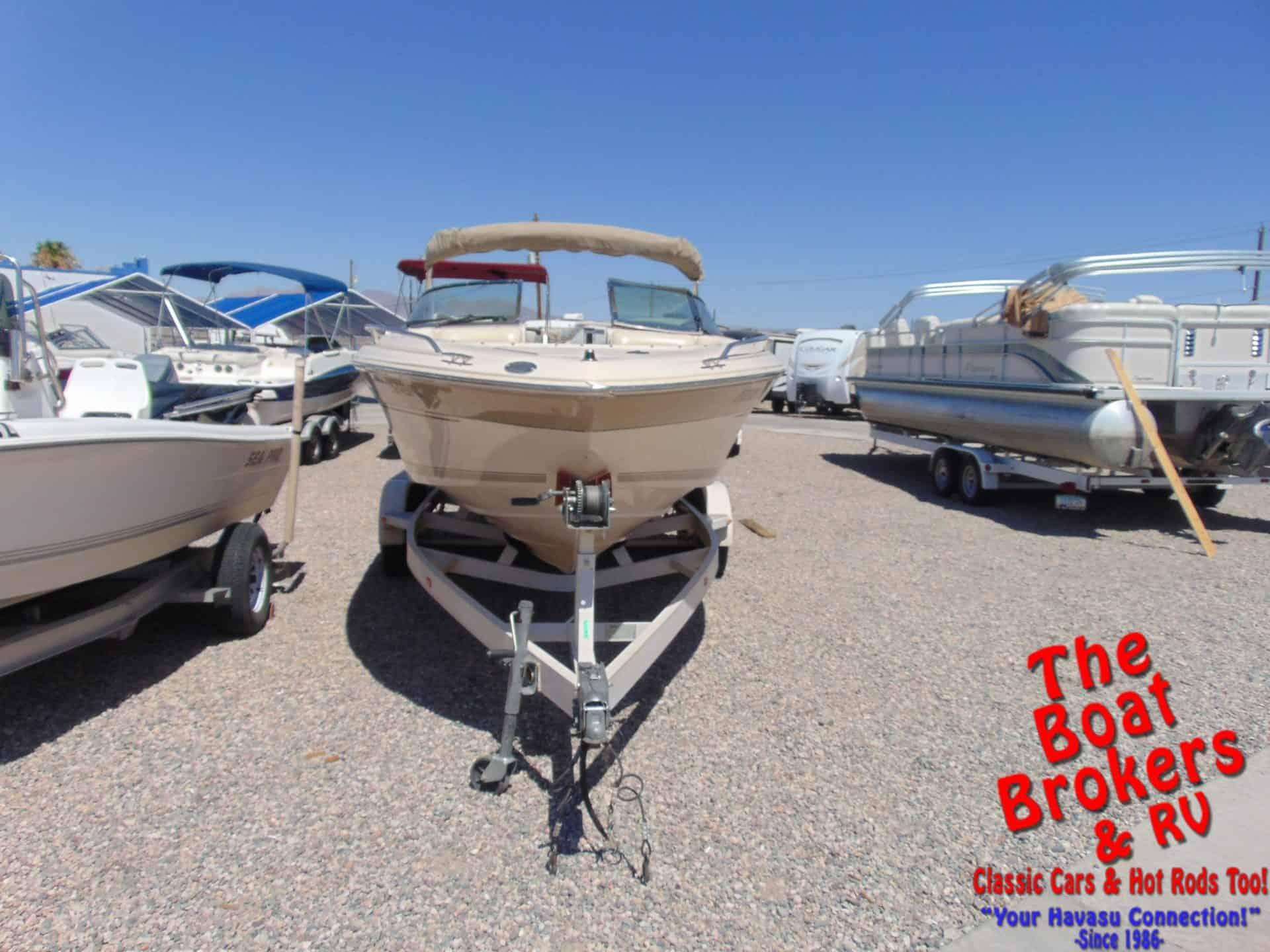 Sea Ray Signature Series Boats