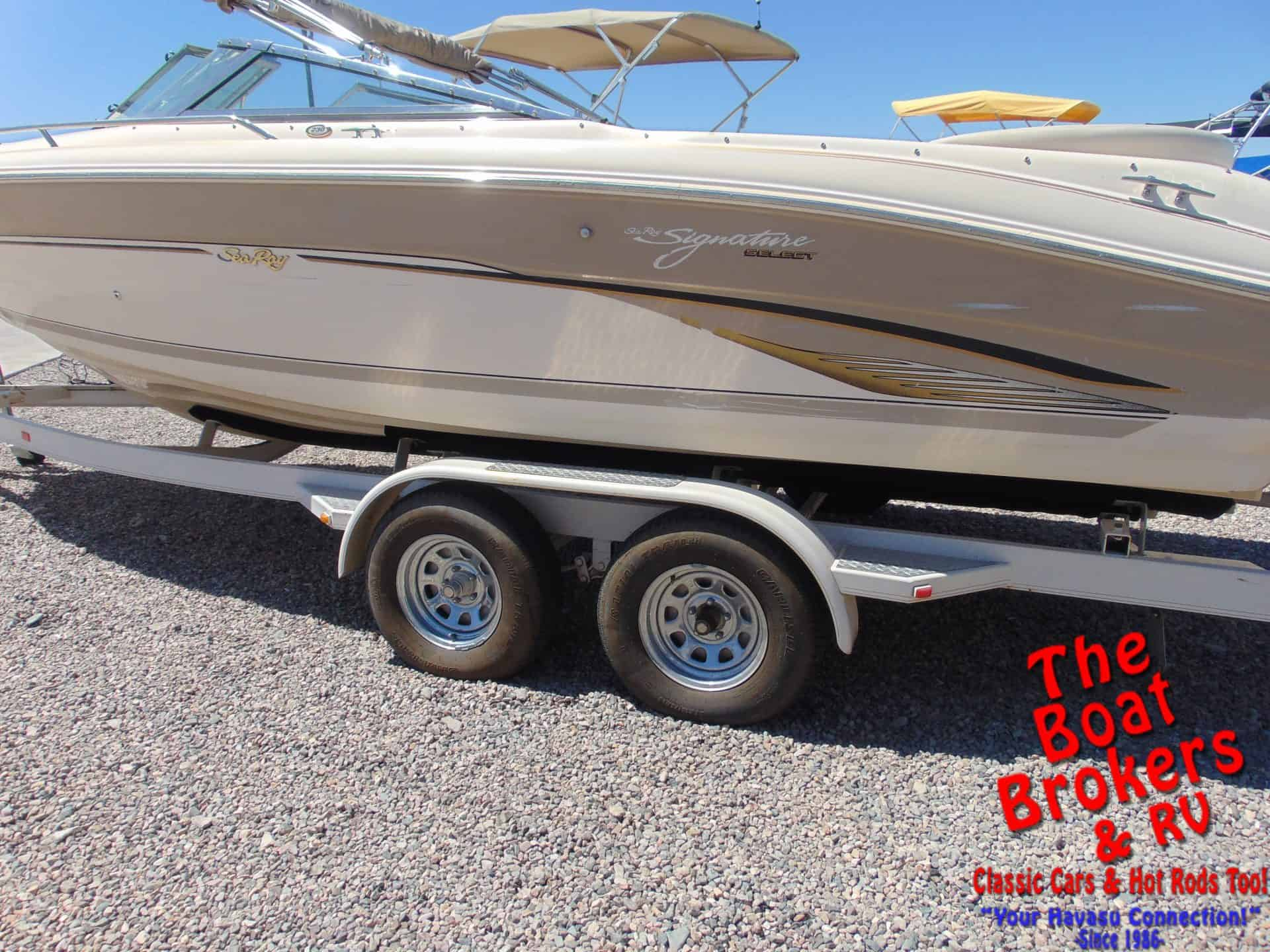 1999 SEA RAY SIGNATURE 23' OPEN BOW - New & Used Boats & RV' for