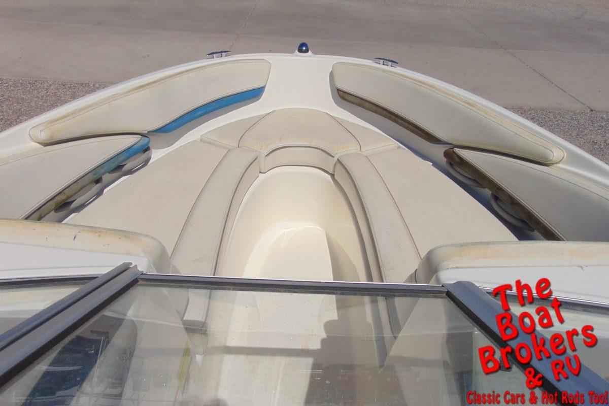 2007 20′ BAYLINER 205 OPEN BOW BOAT