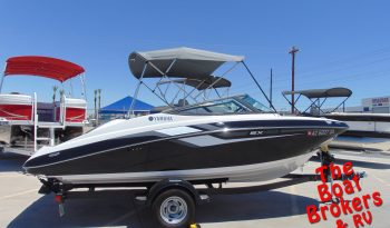 2018 YAMAHA SX 195  19′ OPEN BOW BOAT  Price Reduced!