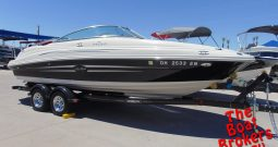2008 SEA RAY 220 SUNDECK 24′ OPEN BOW