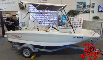 2017 BOSTON WHALER SS13   Price Reduced!