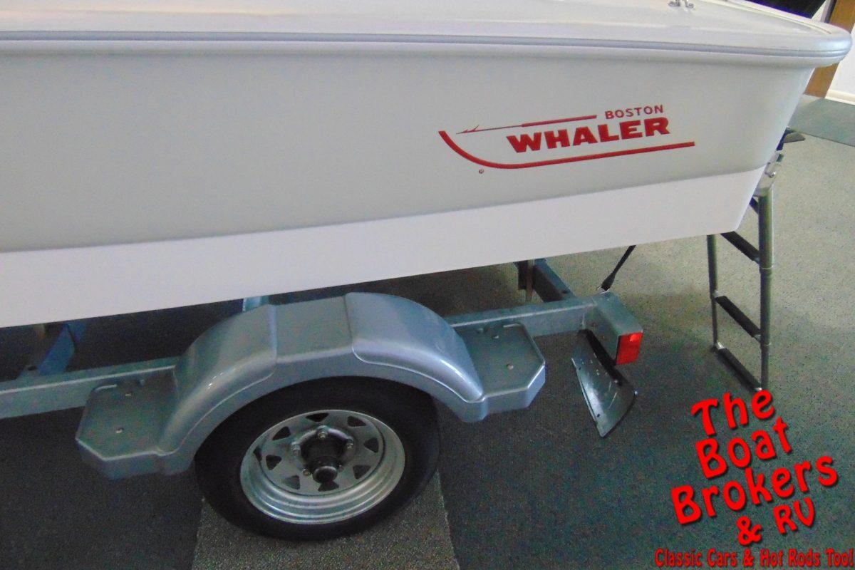 2017 BOSTON WHALER 13' FISHING BOAT