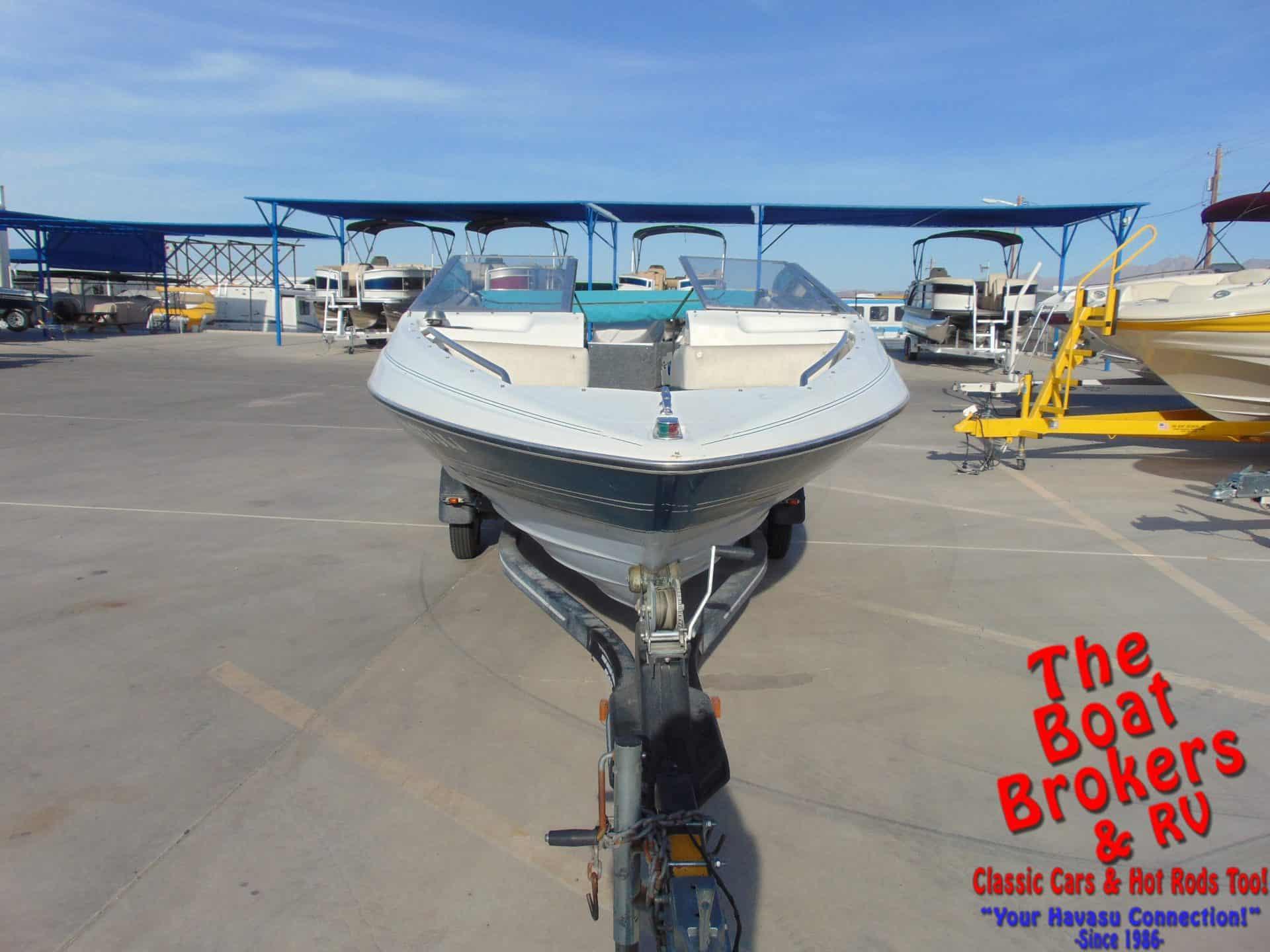 1991 18′ BAYLINER CAPRI OPEN BOW - New & Used Boats & RV