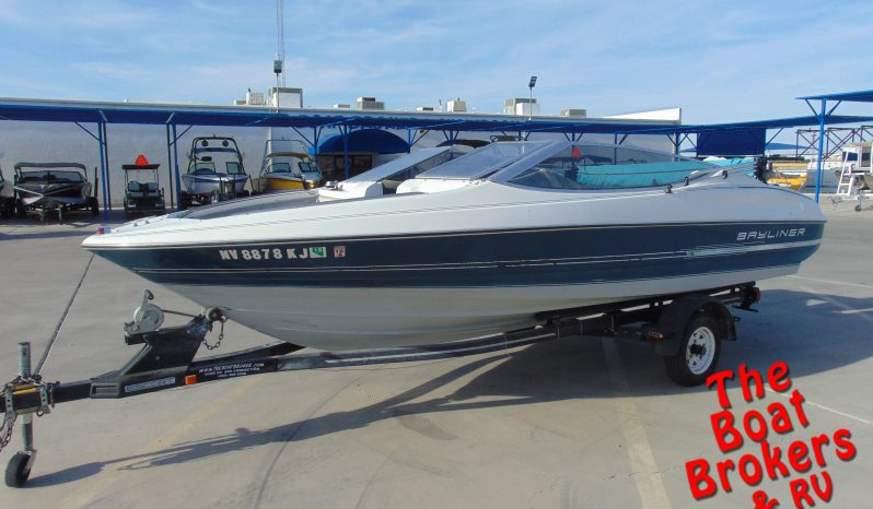 1991 18′ BAYLINER CAPRI OPEN BOW  Price Reduced!