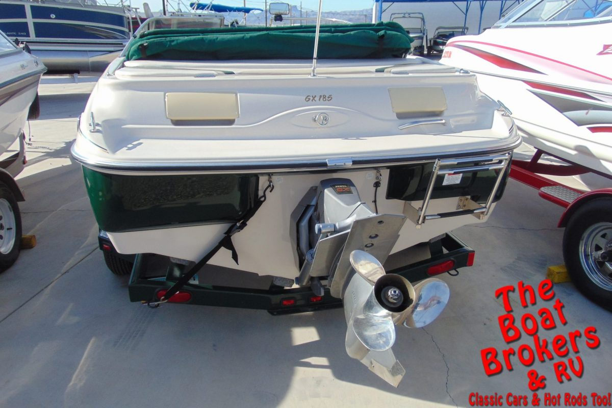 2000 GLASTRON GX 185 OPEN BOW BOAT
