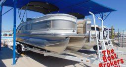 2019 BARLETTA L25UC 25′ TRIPLE TUBE BOAT