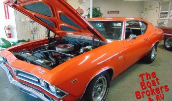 1969 CHEVY CHEVELLE SS 396 Price Reduced!