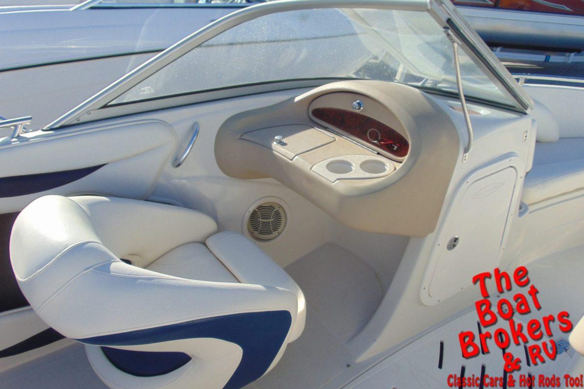 2006 TRACKER TAHOE Q7I 21' OPEN BOW BOAT