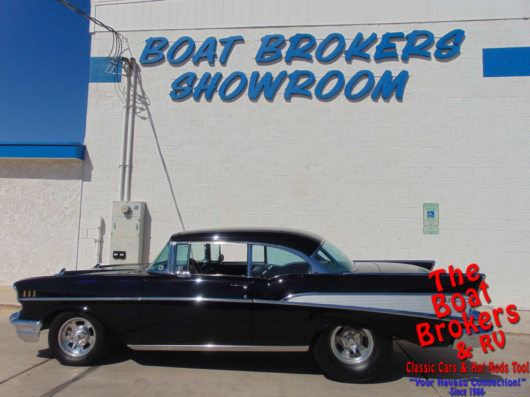 1957 CHEVY BEL AIR 2 DR  Price Reduced!