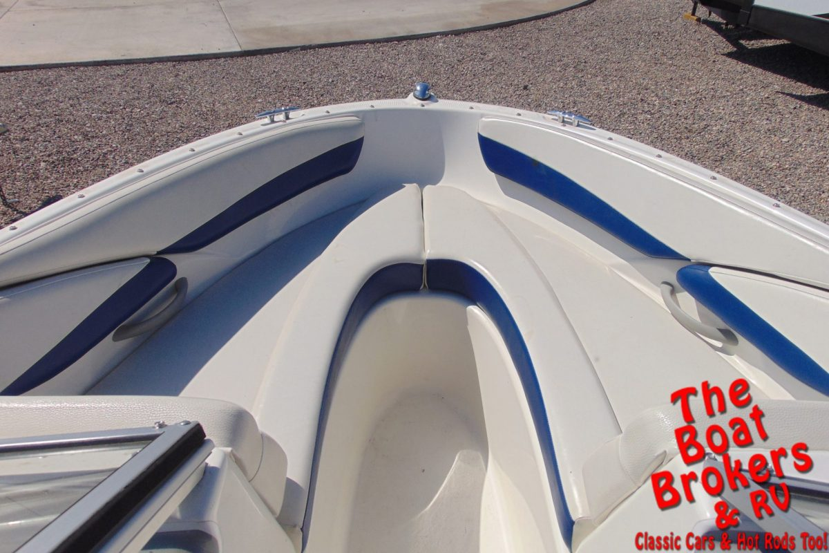 2005 18′ BAYLINER 180 BR OPEN BOW BOAT